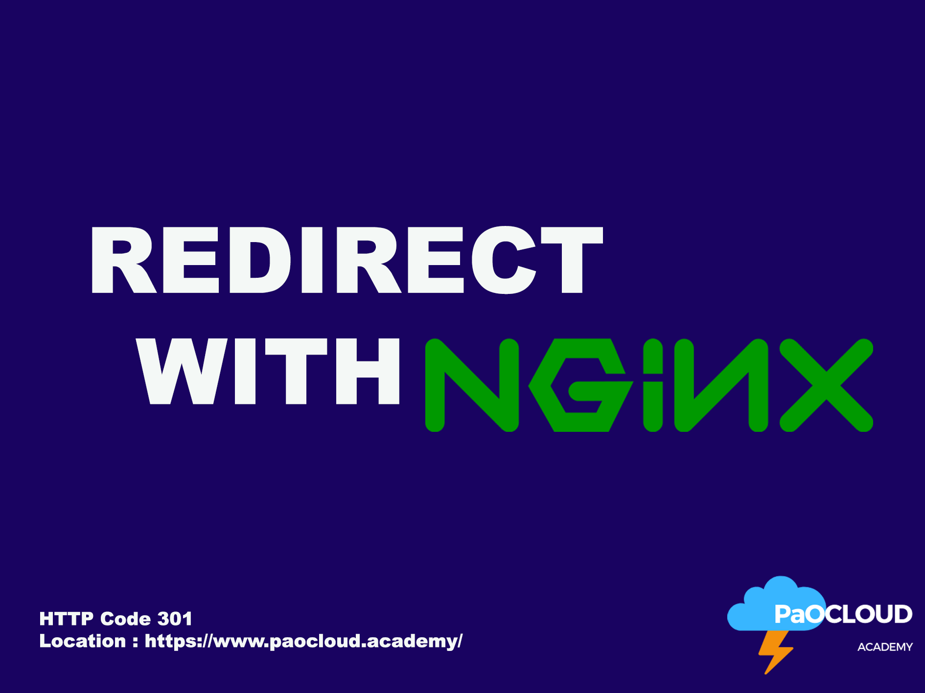 nginx-redirector-blog